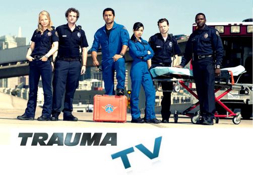 trauma banner