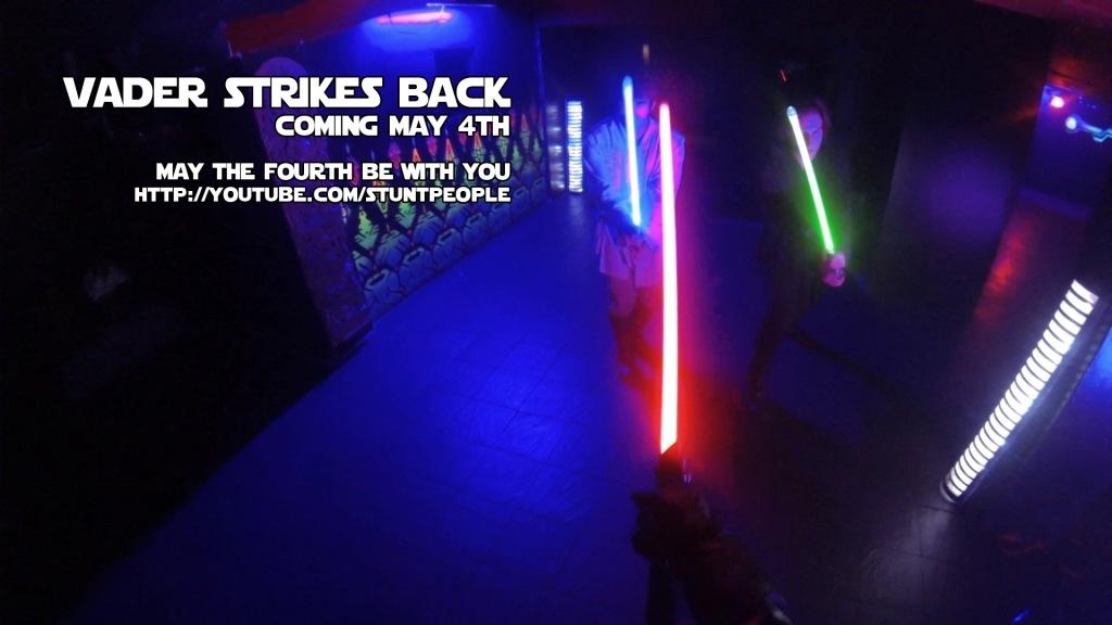 Vader 2 Title