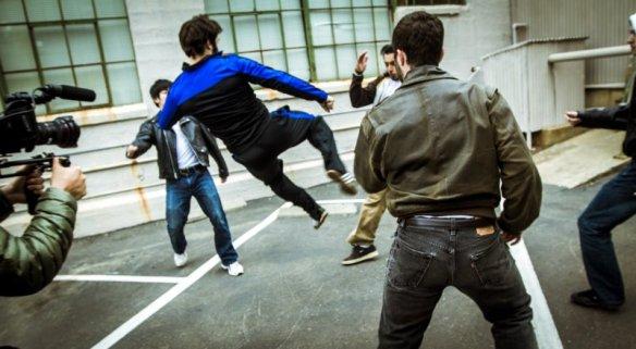 eric vs punks