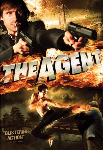 Agent DVD Front