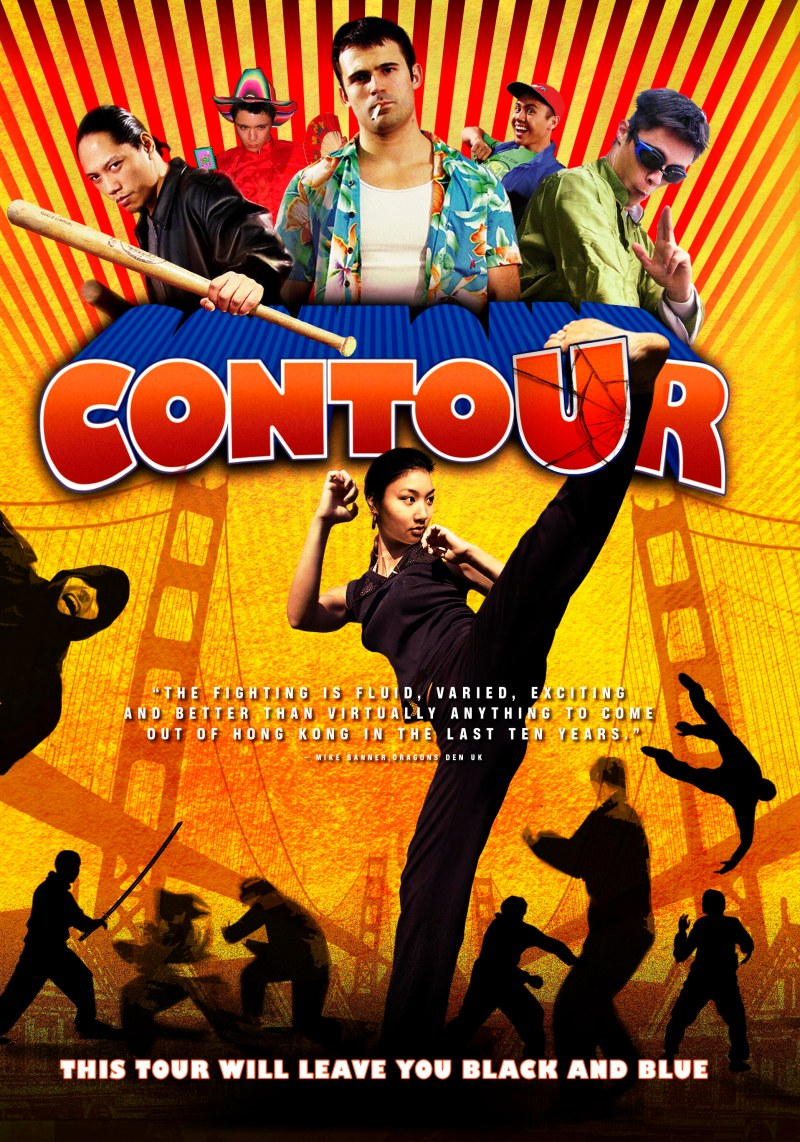 Contour DVD Cover Large
