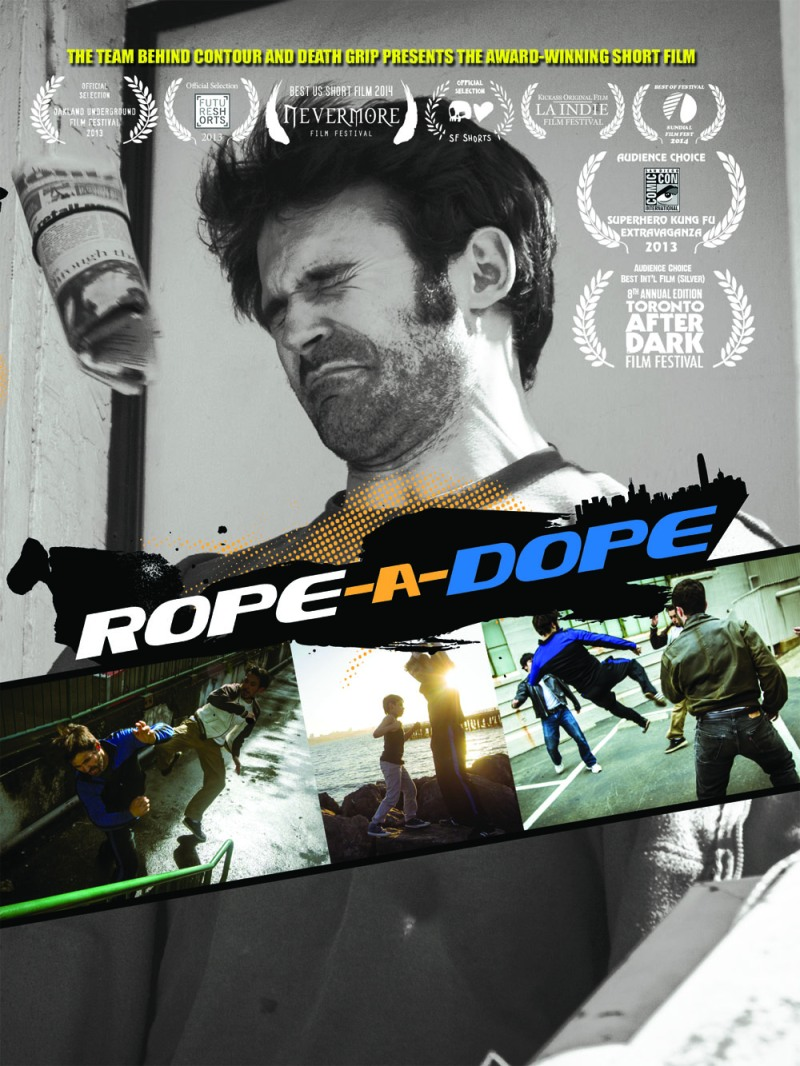 Rope A Dope project logo