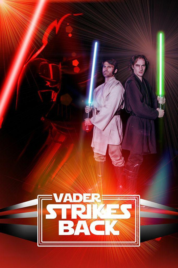 Vader Strikes Back poster
